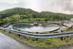 Dry-Creek-WWTP-Clarifier